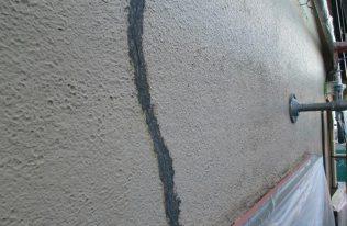 外壁:モルタル補修