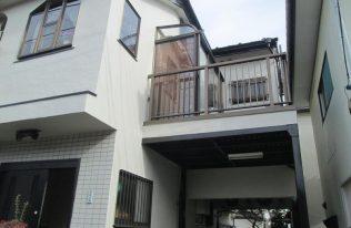 新座市 Y様邸 外壁塗装・屋根塗装・防水工事