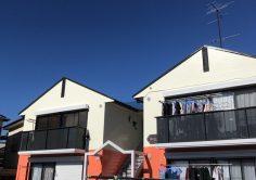 志木市 Yコーポ 外壁・屋根塗装