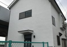 朝霞市 S様邸 外壁・防水塗装