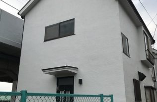 朝霞市 S様邸 外壁塗装