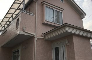 志木市 M様邸 外壁・防水塗装