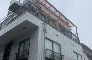 朝霞市 W様邸 外壁・屋根塗装