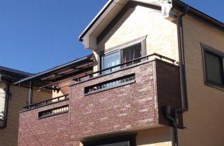 三芳町 H様邸 外壁塗装・屋根塗装工事