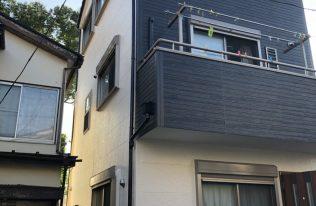 ふじみ野市 D様邸 外壁・防水塗装
