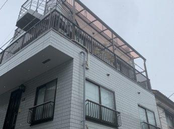 朝霞市 W様邸 外壁塗装