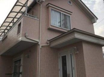 志木市 M様邸 外壁塗装