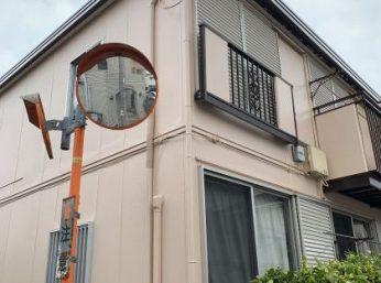 新座市 S様邸 外壁塗装