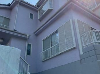 朝霞市 A様邸 外壁塗装