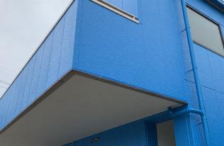 新座市 U様邸 外壁塗装