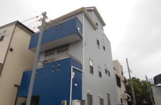 和光市 K様邸 外壁塗装