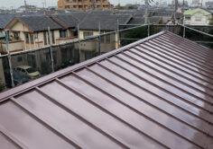 新座市 E様邸 屋根塗装