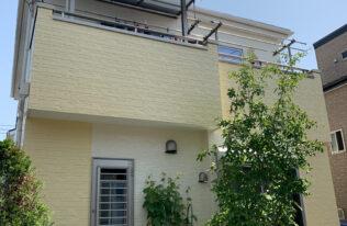 朝霞市 K様邸 外壁・屋根塗装